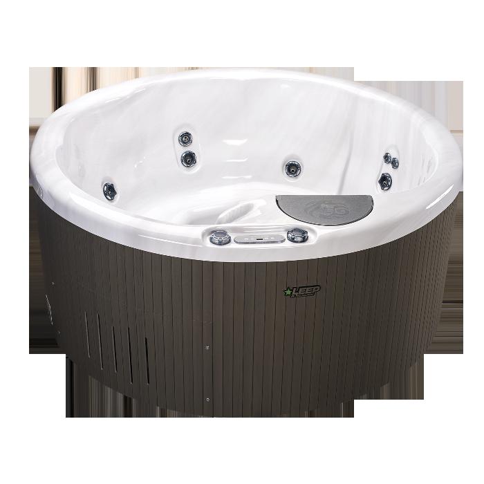 Beachcomber 320 round hot tub